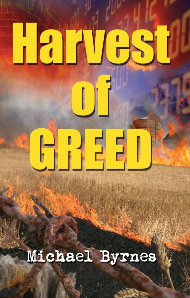 Harvest of Greed front